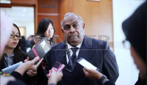 Datuk Kesavadas Dipilih Sebagai Senator Wakili N.Sembilan