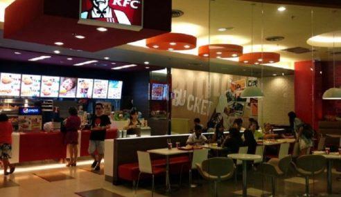 KFC Perjelas Isu Harga Makanan Ada Caj 6% SST