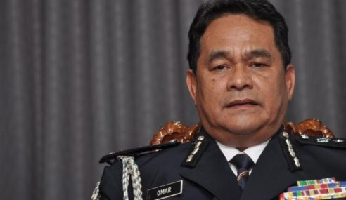 Indeks Jenayah Sabah Turun 2% Setakat Bulan Lalu