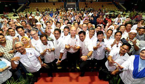 Anggota UMNO, PBS Boleh Sertai Warisan – Loretto