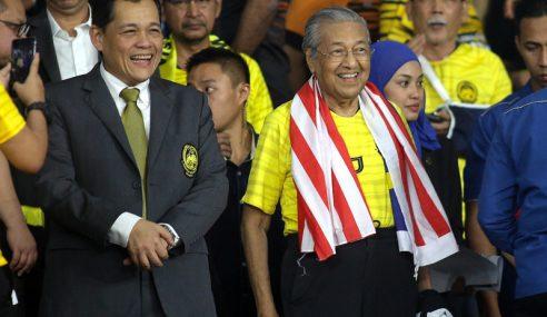 Bawa Pulang Piala Suzuki AFF Ke Tanah Air – Dr Mahathir
