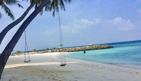 Pelancongan Maldives Rancak Selepas Tsunami