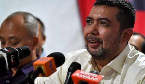 Mungkin Setahun Putuskan Permohonan Kemasukan Pemimpin UMNO
