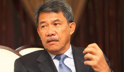 Mohamad Laksana Tugas Presiden UMNO