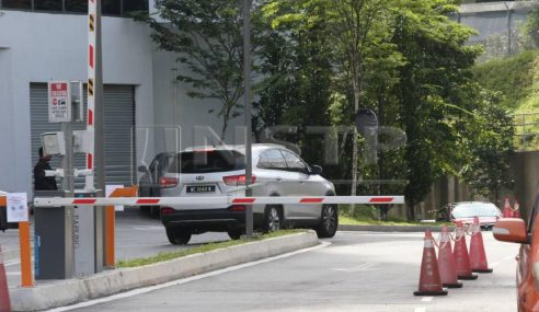 Pindaan Laporan Akhir Audit 1MDB: Najib Hadir Beri Keterangan Di SPRM