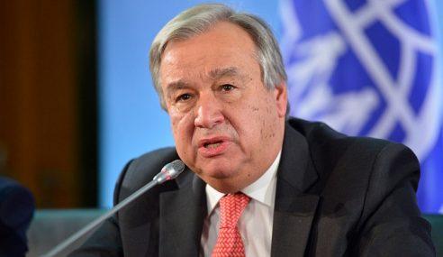 Pemimpin PBB Dukacita Atas Kehilangan Nyawa Dalam Bencana Tsunami Di Indonesia