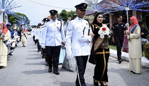PDRM Rai 20 Pasangan Pengantin Di Pulapol