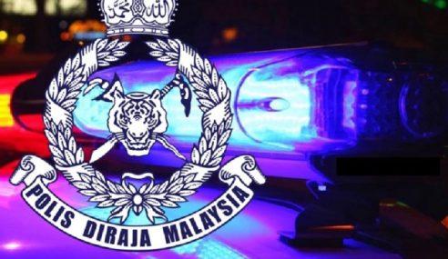 Polis Tahan 2 Lelaki 1 Wanita, Rampas Dadah Bernilai RM109,700