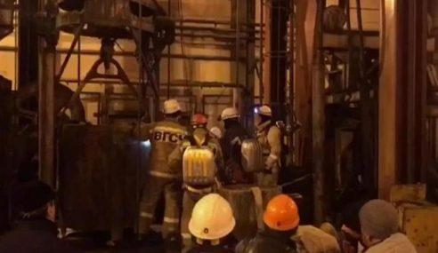 9 Maut Lombong Potash Terbakar