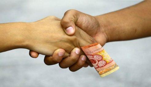 Kes Rasuah Penjawat Awam Di Pulau Pinang Membimbangkan