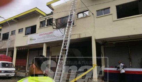 Kerajaan Negeri Sedia Bantu Keluarga Mangsa Kebakaran