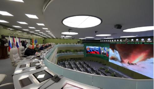 Rusia Siap Bangun Peluru Berpandu Nuklear Hipersonik