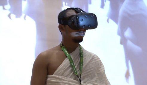 Bakal Jemaah Umrah Singapura Berkursus Secara VR