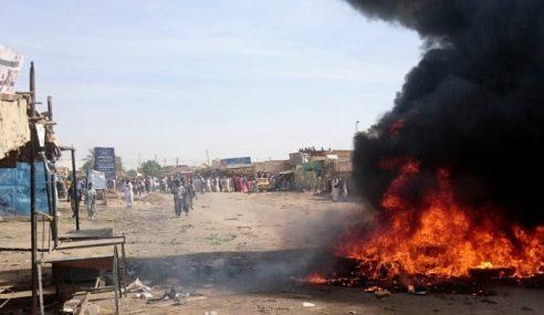 Suasana Makin Tegang Di Sudan, Protes Masuk Hari Kelima