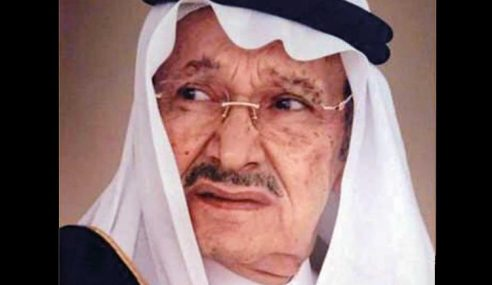 Reformis Arab Saudi Meninggal Usia 87 Tahun