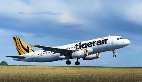 Terima Ancaman Bertulis, Pesawat Tigerair Berpatah Balik Ke Sydney