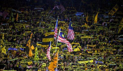 Final Piala AFF: 40,000 Tiket Dalam Talian Habis Dijual