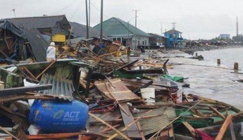 Seorang Rakyat Malaysia Cedera Tsunami Selat Sunda