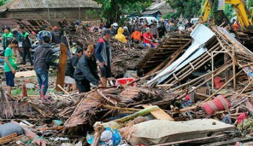 Korban Tsunami Selat Sunda Terus Meningkat