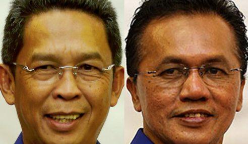 Anggota Parlimen Jelebu Dan Jempol Nafi Akan Tinggalkan UMNO
