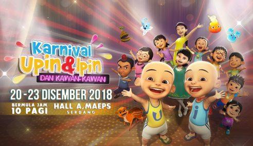 """""""Karnival Upin & Ipin 2018"""""""