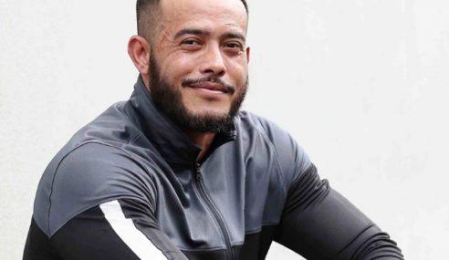 Berat Cecah 102 Kilogram, Zul Ariffin Kembali Bersenam