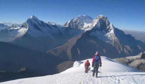 Empat Pendaki Maut Cuba Tawan Nevado Mateo