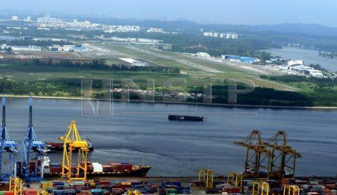 Malaysia-Singapura Bincang Isu Ruang Udara Pasir Gudang