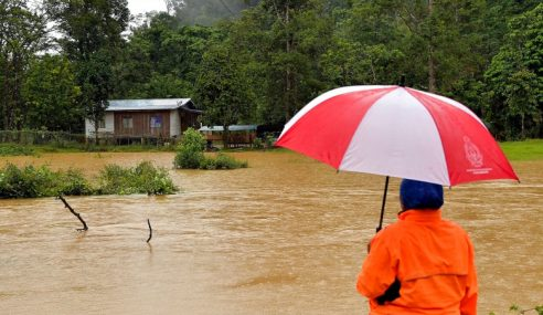 143 Mangsa Banjir Di Pusat Pemindahan Setakat 8 Pagi