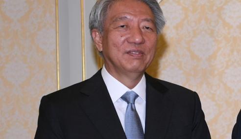 TPM Singapura Di Putrajaya Sampaikan Perutusan PM Lee
