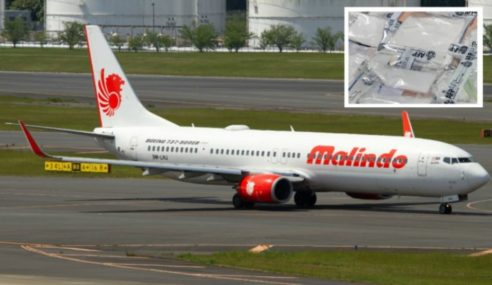 Kru Malindo Air Ditangkap Seludup Dadah