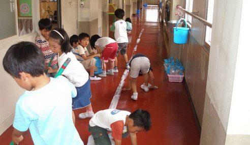 Sekolah Boleh Tugas Murid Buat Kerja Pembersihan