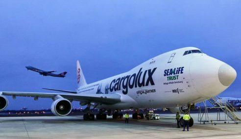 Cargolux Mendarat Cemas Di KLIA, Kokpit Terbakar