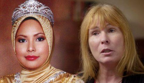 Kes Saman Sultanah Terengganu, Rewcastle 25 November