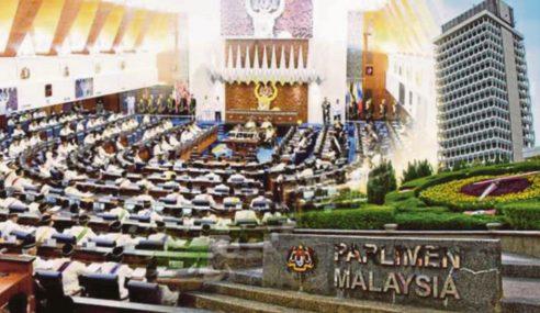 Tentukan Tarikh Tetap Untuk Bubar Parlimen, DUN