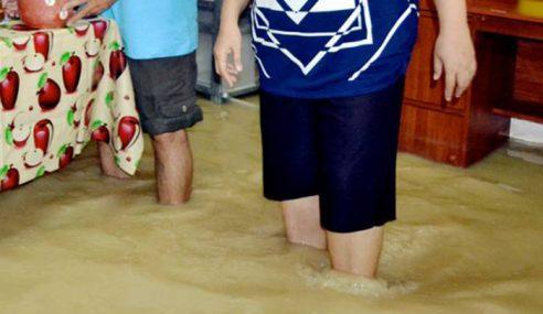 122 Mangsa Banjir Di 4 Pusat Pemindahan