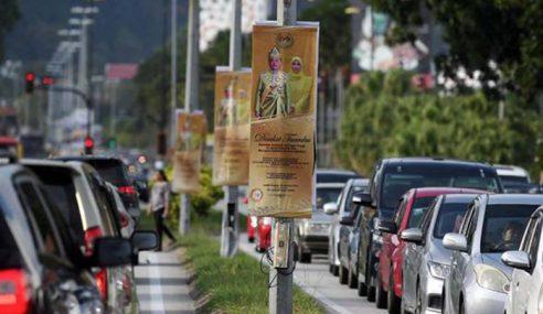 260 Anggota Polis Pastikan Aliran Trafik Lancar