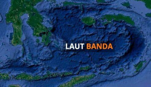 Gempa Bumi Sederhana Di Laut Banda, Maluku