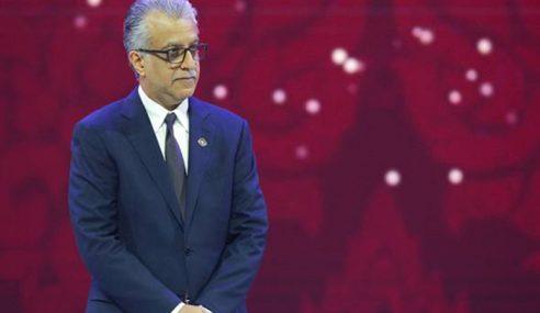 Presiden AFC Ucap Tahniah Kepada Al-Sultan Abdullah