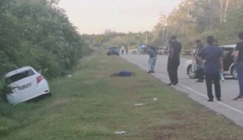 Lelaki Buruan Polis Ditembak Mati Dekat Sungai Petani