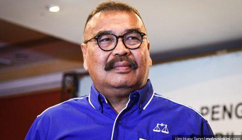 PH Terdesak Fitnah Ramli Konon Mahu Lompat Parti