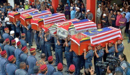 Laporan Penuh Punca Tragedi 6 Anggota Bomba Di Peringkat Akhir