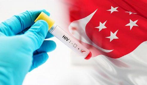Status 14,200 Individu Positif HIV Singapura Bocor