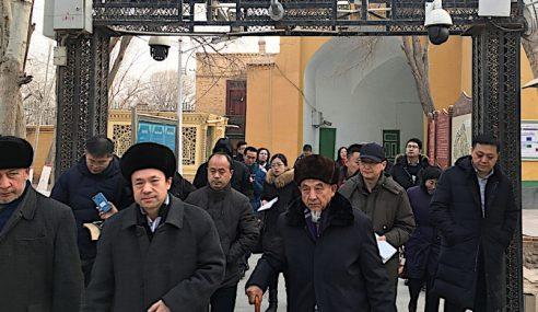 China Benar Etnik Kazakh Lepaskan Kerakyatan