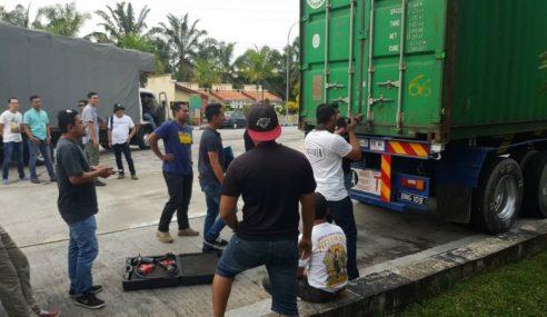 Syabu Ratusan Kilogram Dirampas Di Taiping