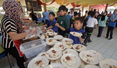 Maszlee Nafi Kadar Makanan Sehari SBP Dikurangkan