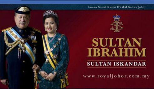 Sultan Johor Paling Relevan