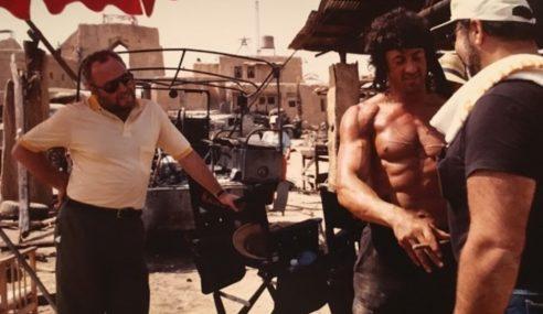 Penerbit 'Rambo' Meninggal Dunia