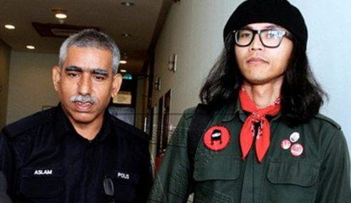 Pendakwaan Tarik Balik Rayuan Hukuman Ke Atas Fahmi Reza