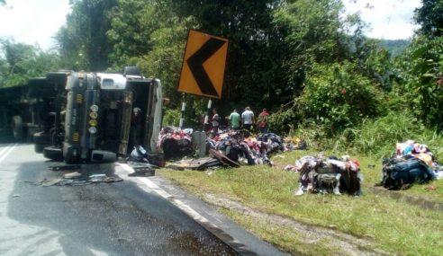 16 Kawasan 'Panas' Sering Terlibat Kemalangan